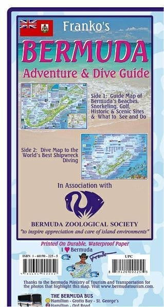 Bermuda Adventure & Dive Guide