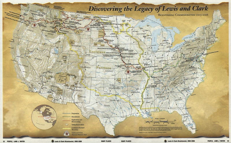 Discovering the legacy of Lewis and Clark
