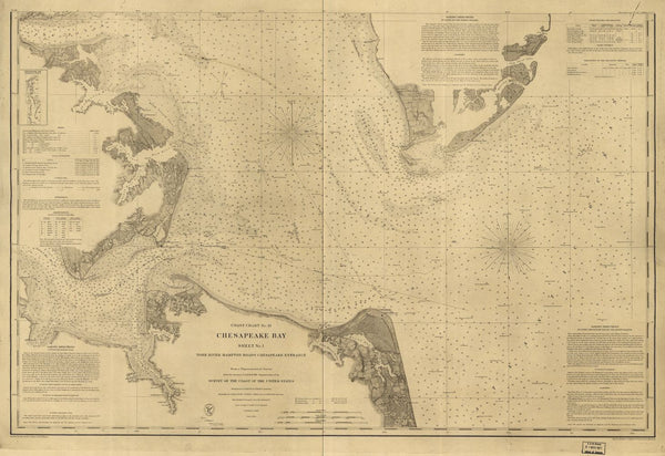 Chesapeake Bay, 1863