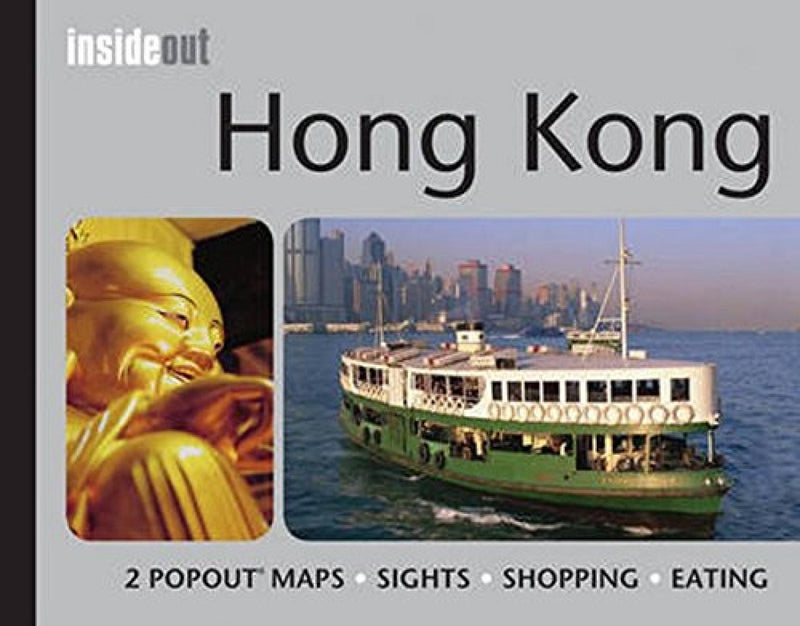 Cover of Hong Kong Inside Out Guide