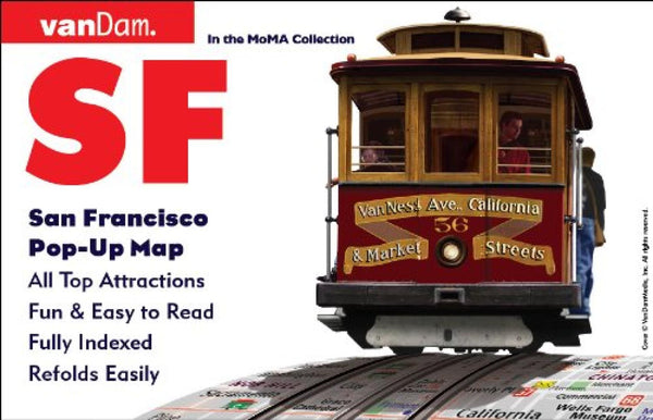 Cover of San Francisco, California Pop-Up