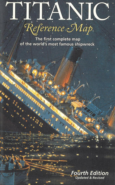 Cover of Titanic Reference Map