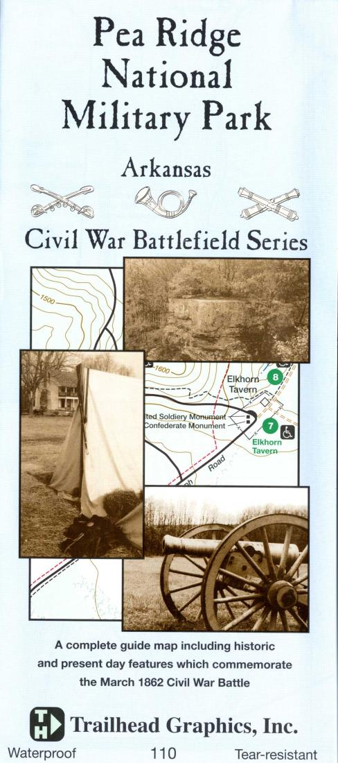 Cover of Pea Ridge National Military Park #110