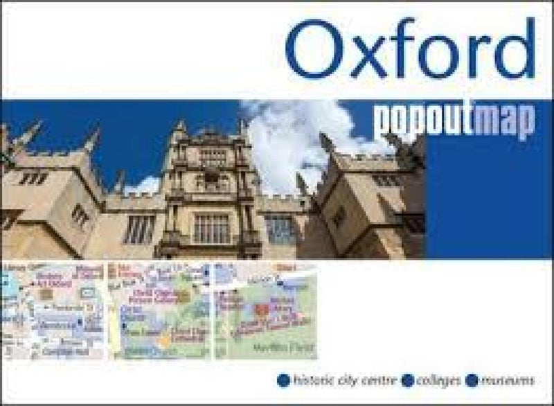 Cover of Oxford PopOut Map