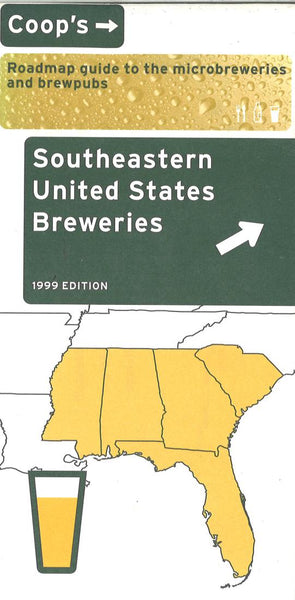 Cover of Southeastern United States Breweries
