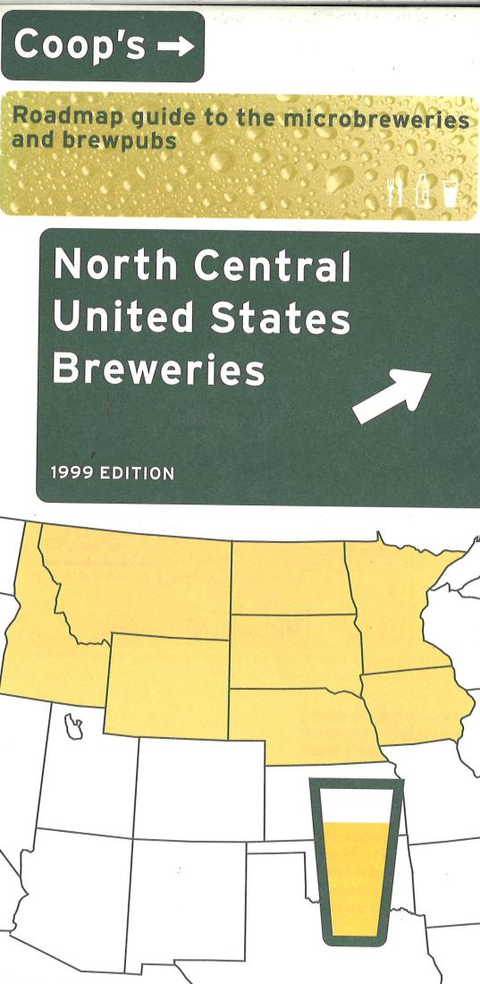 Cover of North Central United States Breweries