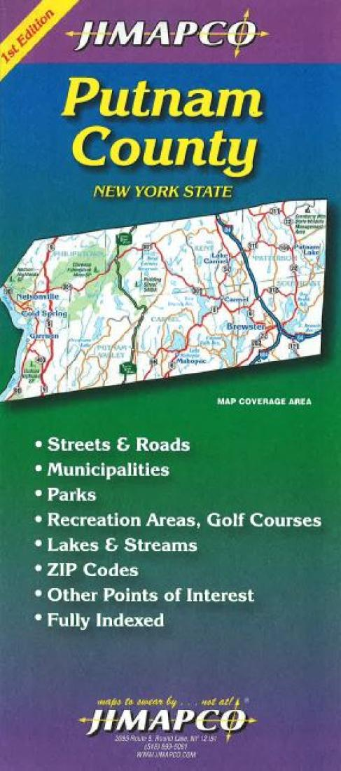 Cover of Putnam County, New York by Jimapco