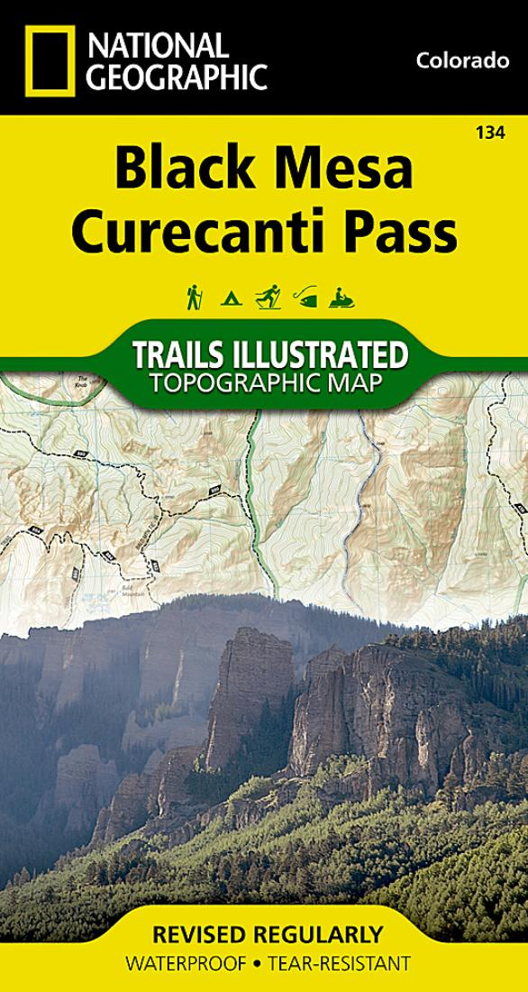 Black Mesa : Curecanti Pass by National Geographic