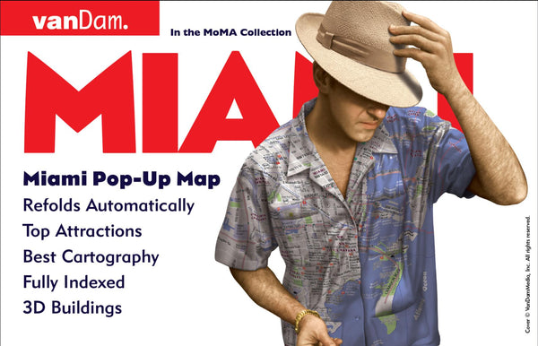 Cover of Miami, Florida Pop-Up