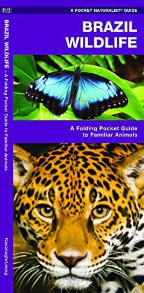 Cover of Brazil-Wildlife-A-Folding-Pocket-Guide-to-Familiar-Animals-