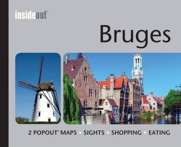 Cover of Bruges Inside Out Guide