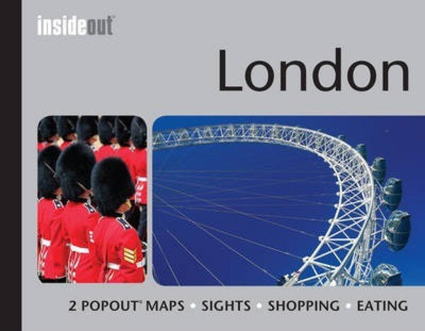 London Inside Out Guide by PopOut Products