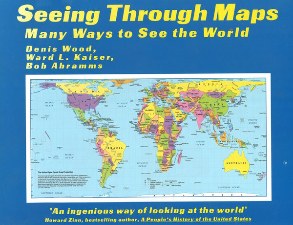 Cover of Seeing Through Maps