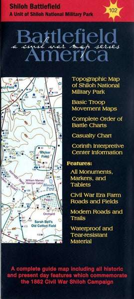 Cover of Shiloh Battlefield (in Shiloh Nat'l Military Park) #102