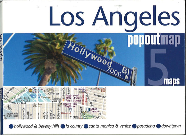 Cover of Los Angeles Inside Out Guide