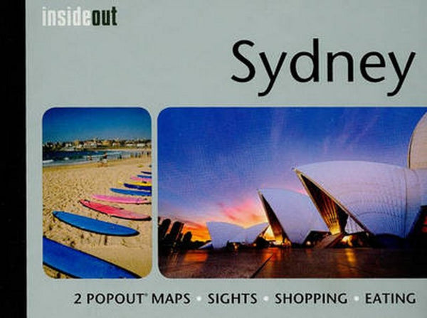 Cover of Sydney Inside Out Guide