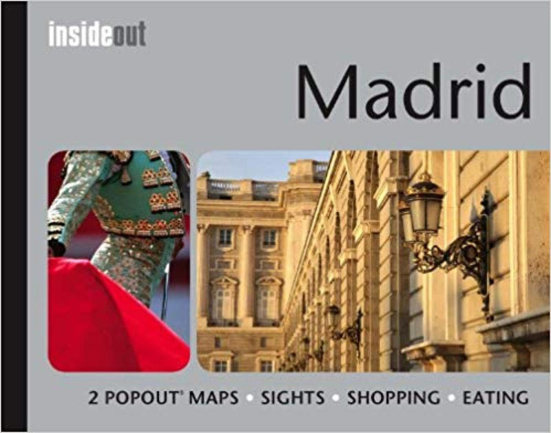 Cover of Madrid Inside Out Guide