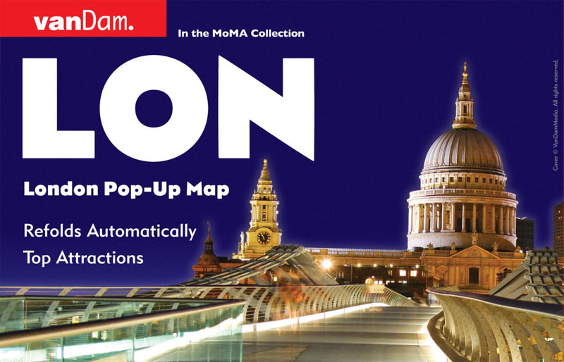 Cover of London, United Kingdom Pop-Up