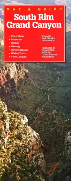 Cover of Grand Canyon, Arizona, South Rim