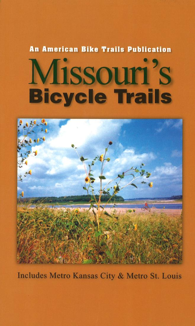 Cover of Missouri's Bicycle Trails