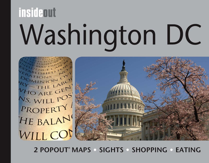 Cover of Washington, DC Inside Out Guide