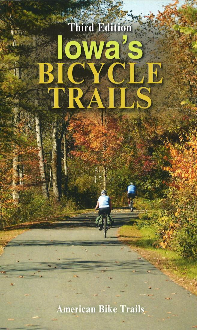 Cover of Iowa's Bicycle Trails