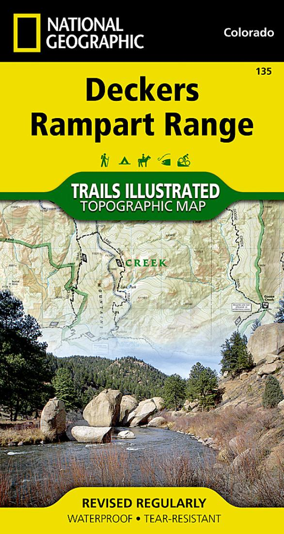 Deckers : Rampart Range by National Geographic