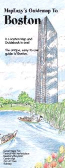Boston, MA Guidemap