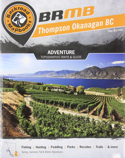 Cover of BRMB Thompson Okanagan BC