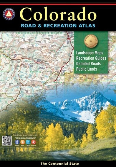 Colorado Road and Recreation Atlas