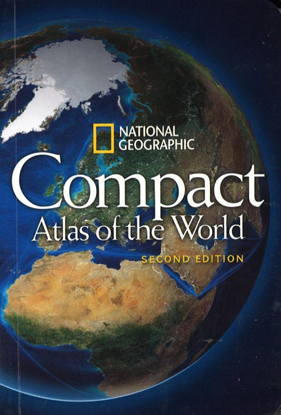 Compact Atlas of the World by National Geographic Maps