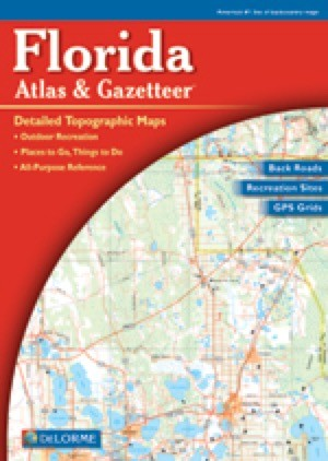 Florida Atlas and Gazetteer