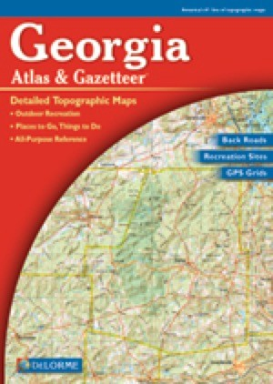 Georgia Atlas and Gazetteer