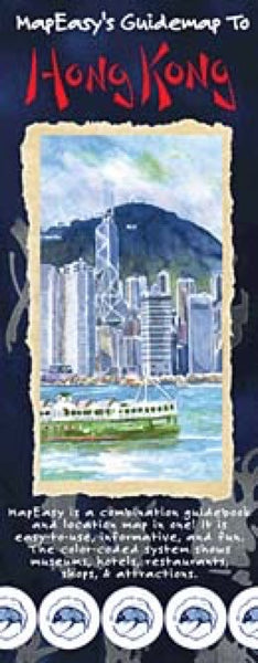 Hong Kong Guidemap