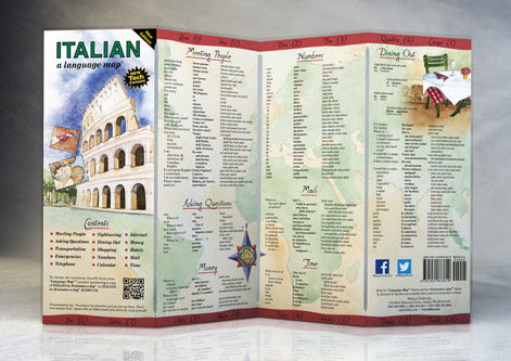 Cover of Italian: a language map