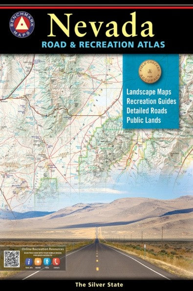 Nevada Road and Recreation Atlas