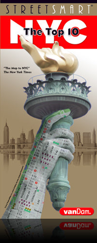 Cover of New York City Top 10 StreetSmart
