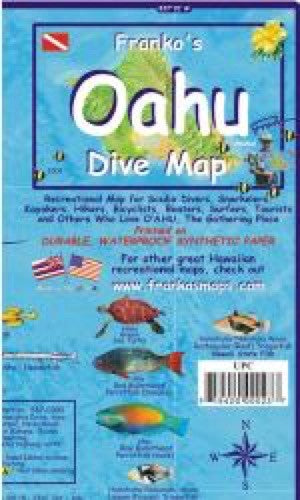 Oahu Dive Guide