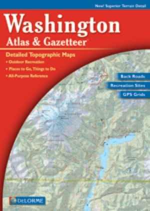 Washington Atlas and Gazetteer