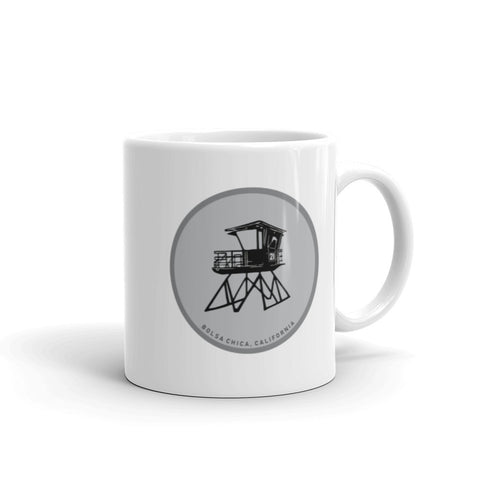 Tower 21 Bolsa Surf Crew Coffee Mug