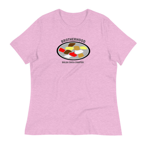 Bolsa Chica Brotherhood Women's Relaxed T-Shirt