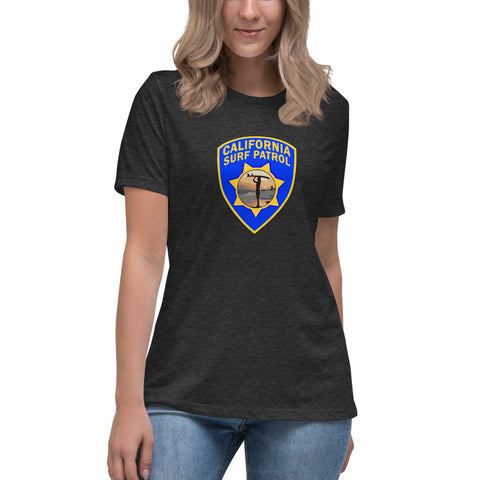California Surf Patrol Women's Super Soft Tee