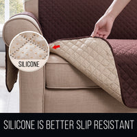 Recliner Sofa Cover Anti-Slip Sofa Covers For Living Room Furniture Protector For Pet & Kids Sofa Couch Cover Elastic Slipcovers