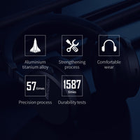 Bluedio V2 Bluetooth headphones Wireless headset PPS12 drivers with microphone high-end headphone for phone and music