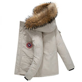 Canada Jacket Down Jacket coat Man Winter Jacket Down Fur Collar Down Jacket Windproof Men Winter Jacket Man Winter Jacket