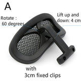 Headrest Office Computer Swivel Lifting Chair Adjustable Headrest Office Chair Accessories Neck Protection Pillow