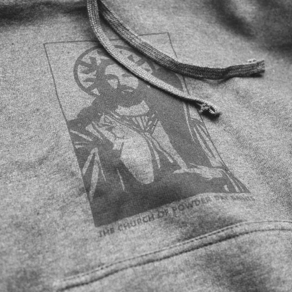 Church of Powder Day Saints Hoodie