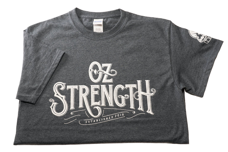 OzStrength 2020 T-Shirt