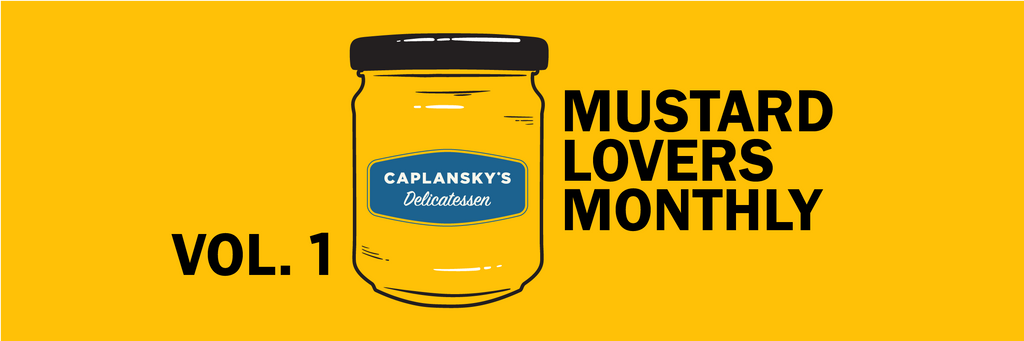 Mustard Lovers Monthly