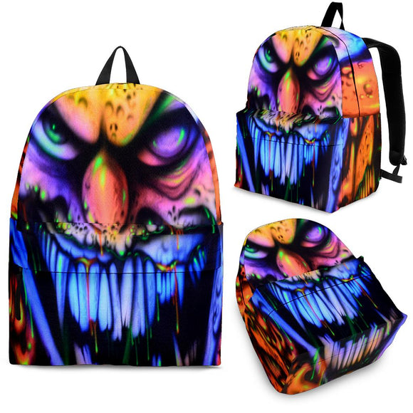 Backpack - Grinning Clown